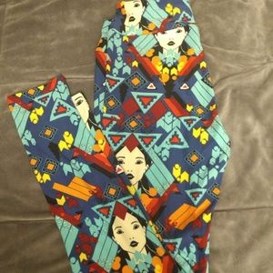 Disney Pocahontas Leggings